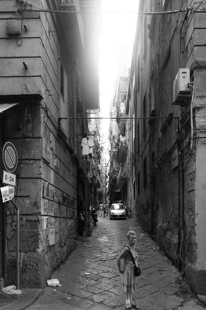 Altstadt Neapel 2008